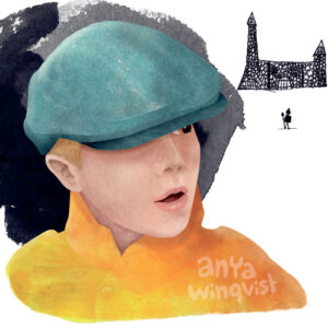 Anya Winqvist - The escape